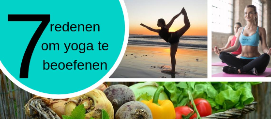 ADEM IN & UIT 7 redenen om yoga te beoefenen